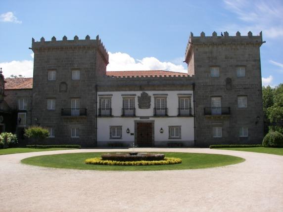 Pazo de Castrelos Vigo