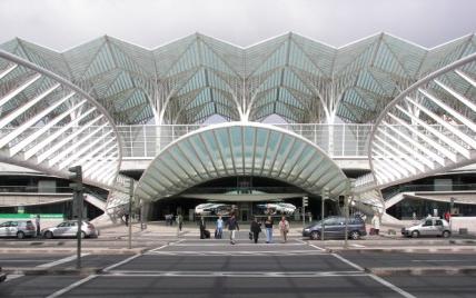 Gare de Oriente Portugal