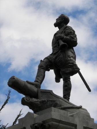 Estatua de Magallanes