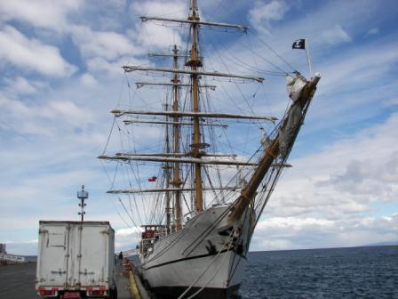 Puerto de Punta Arenas