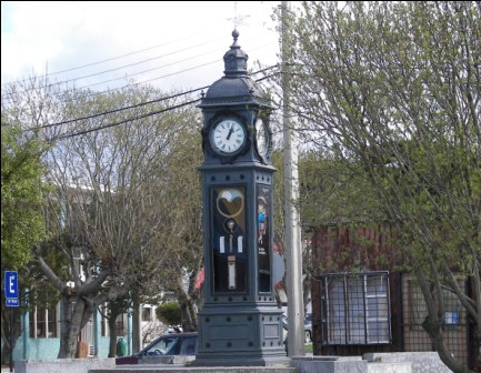 Reloj Punta Arenas