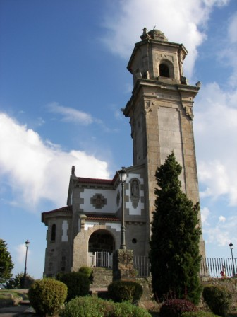 Ermita de la Guía Vigo