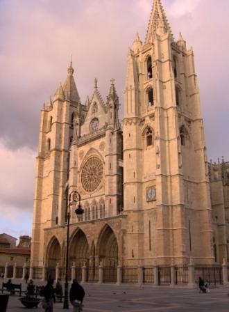 Catedral de Santa María Leon