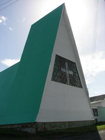 Iglesia Puerto Williams