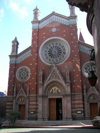 San Antonio de Padúa Estambul