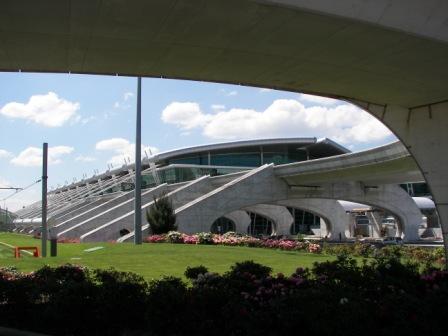 Terminal de Aeropuerto de Oporto