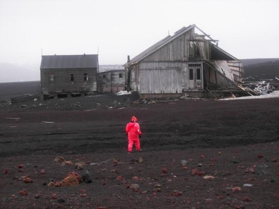 Caleta Balleneros Antartida