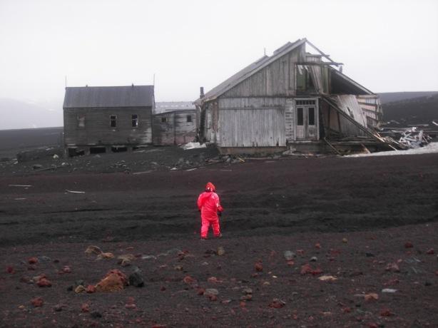 Caleta Balleneros Antártida