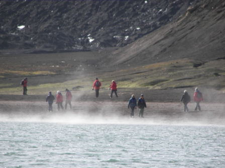 Turismo Antártida