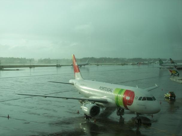 Aeropuerto de Porto