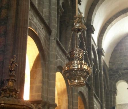 Botafumeiro Compostela