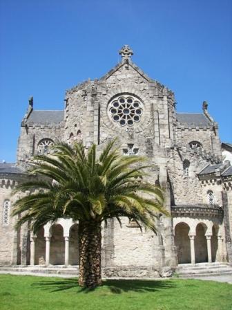Iglesia Veracruz Carballiño