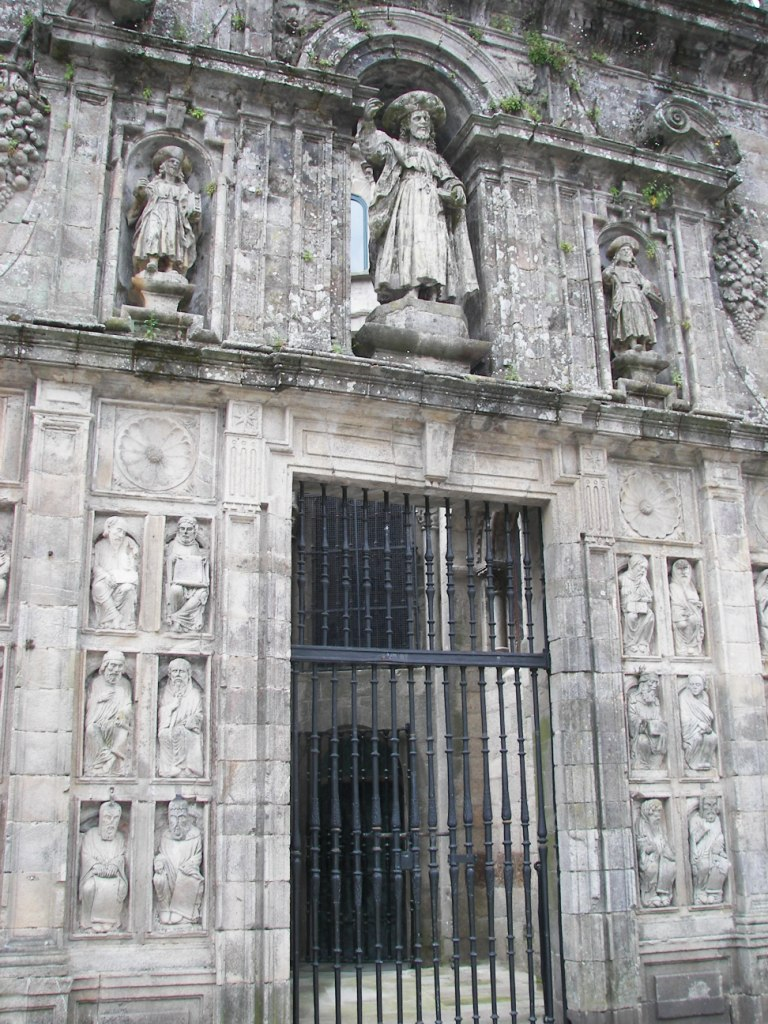 Puerta Santa Santiago Compostela