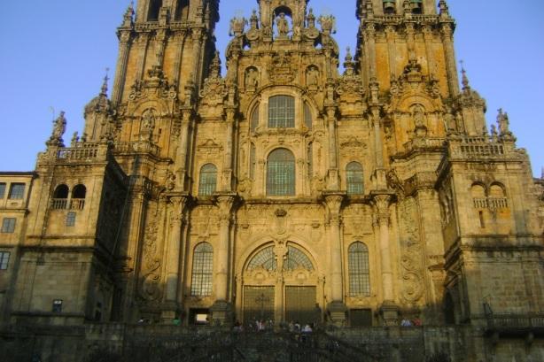 Catedral de Santiago Fachada
