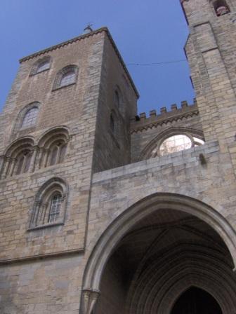 Catedral de Évora Portugal
