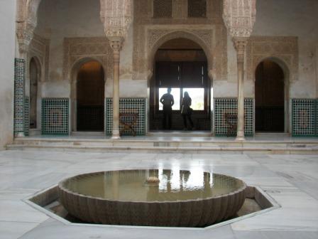 palacio nazarí