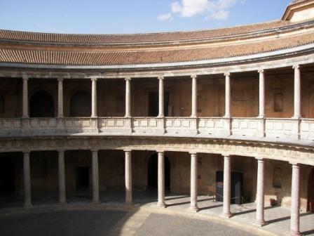 Palacio Carlos V Granada