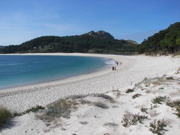 Playa de Rodas Cies