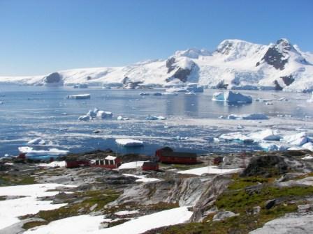 Base Primavera Antártida