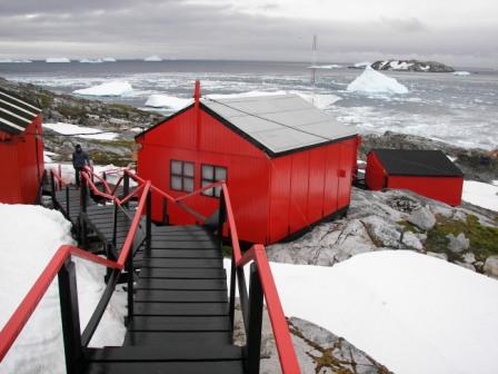 Base Antartica Primavera