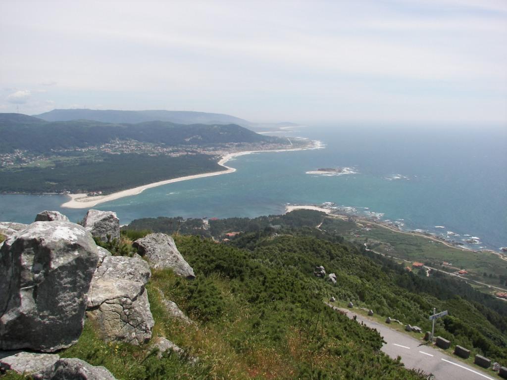 Santa Tecla Galicia