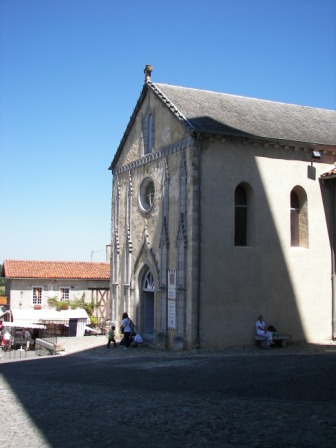 Saint Bertrand