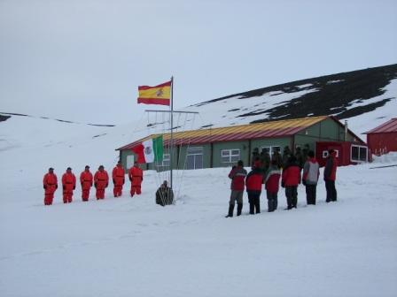 Antártida España