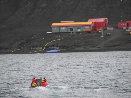 Antártida española