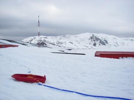 Base antartica española