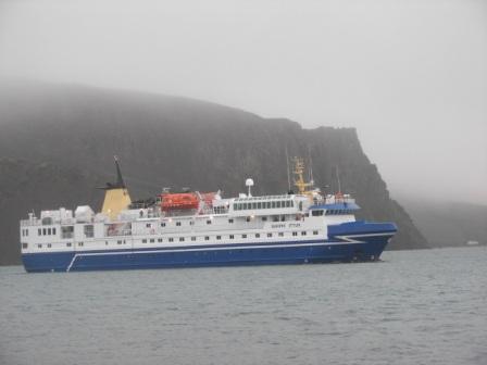Antártida cruceros