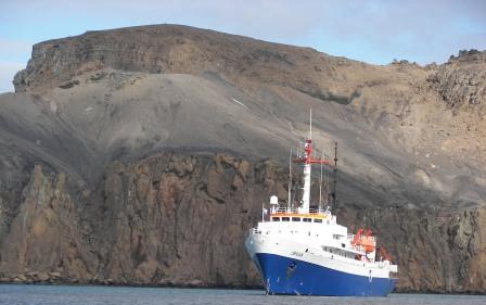 Antartida turismo