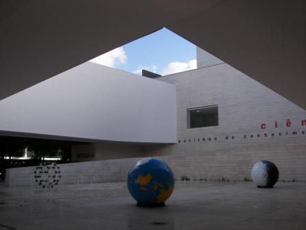 Parque de las Naciones en Lisboa