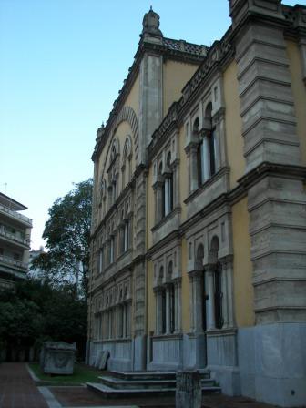 Mezquita nueva de Salonica