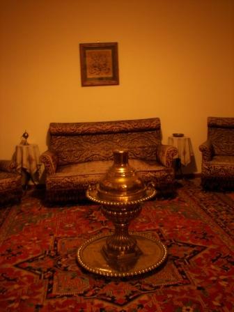 Interior Casa de Atatürk