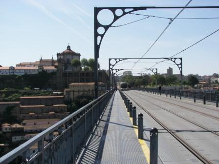 Oporto puente