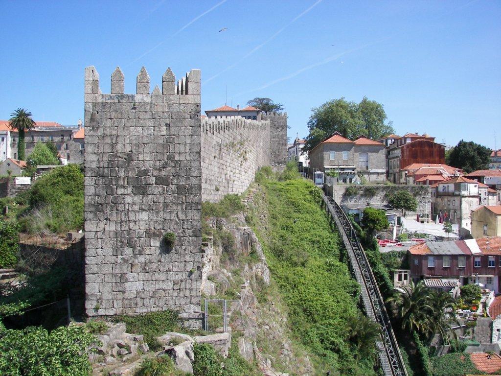 Oporto murallas