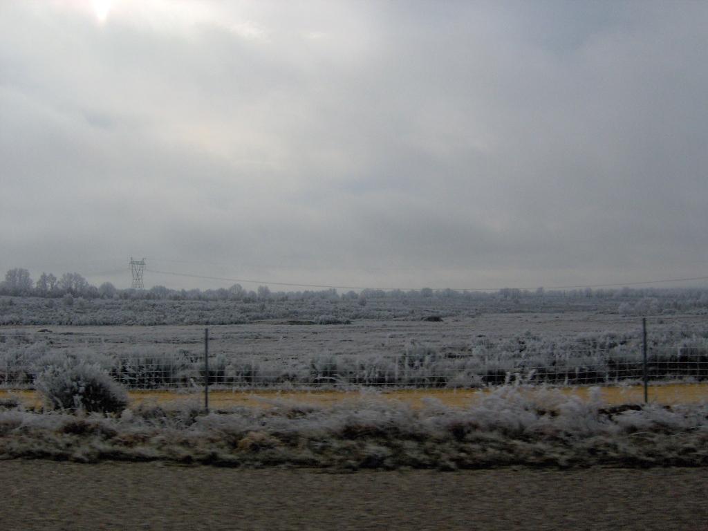 Campos helados Castilla
