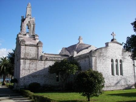 Capilla A Toxa Galicia