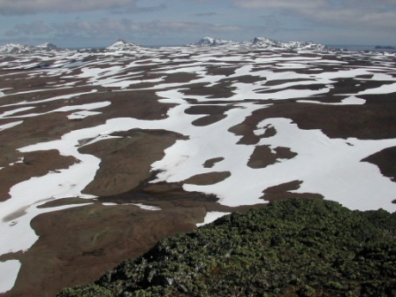Byers Antártida