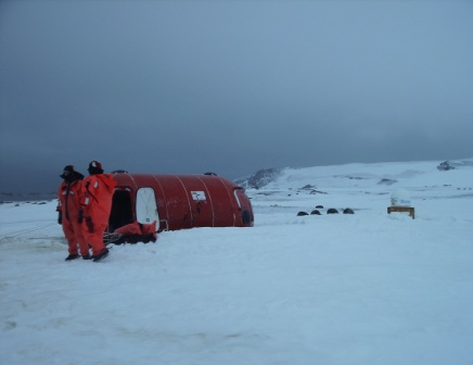 Campamento Byers