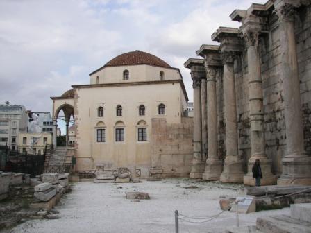 Mezquita Atenas