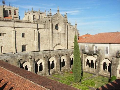Claustro Catedral Tui