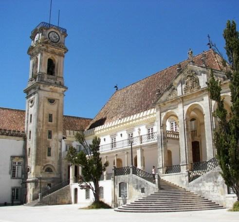 Universidad de Coimbra Portugal