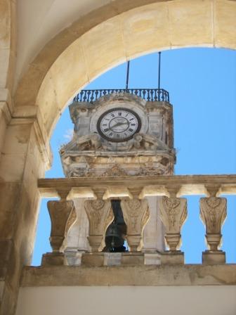 Torre del reloj Coimbra