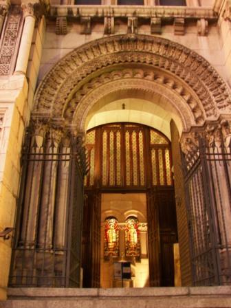 Capilla Neorromanica Almudena Madrid