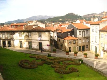 villa de Ponte de Lim