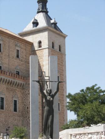 Estatua Alcázar