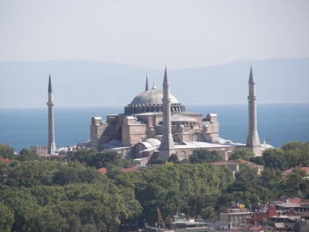 Santa Sofía Turquía