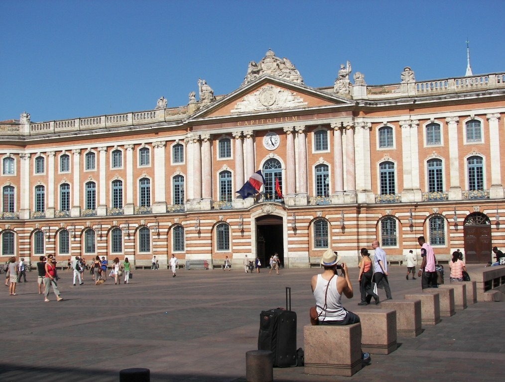 Capitolio Toulouse