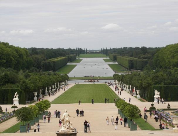 Versalles París